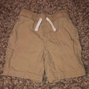 Children's Place Khaki Boys Pull On Shorts